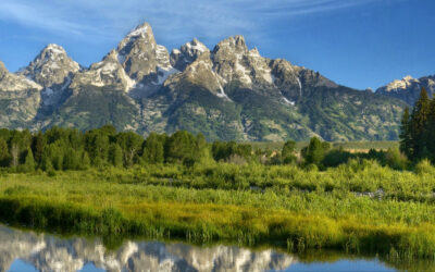 Schwabacher Landing (This image is in panoramic format)